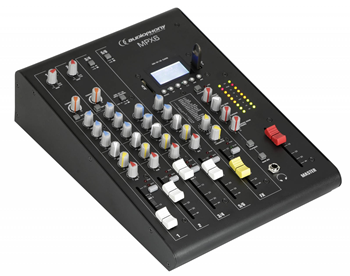 Compact 6 Channel Mixer with USB/SD %2
