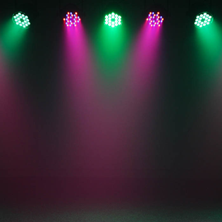 RGBWA LED Stage Par