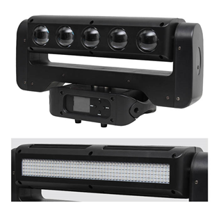 Dual Effect LED Moving Head