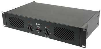 Q480 Power Amplifier 2 x 240w