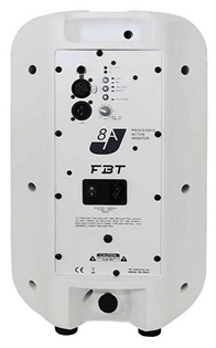 FBT J8AW Active Monitor White