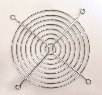 FINGER GUARD FOR 120MM FAN
