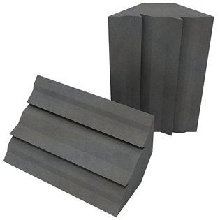 Corner Acoustic Trap Pack of 2
