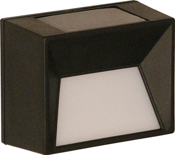Intelligent Solar LED Wall Light 15 Lu