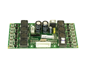 LED DRIVER PCB FOR JB SYSTEMS MYSTERYI