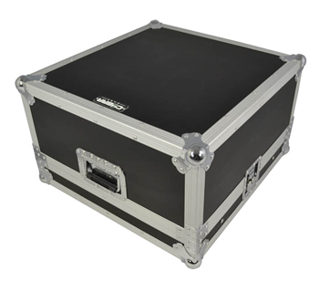 Cobra Mixer Flightcase with Laptop Shelf