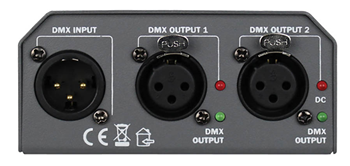 DMX Splitter/Booster