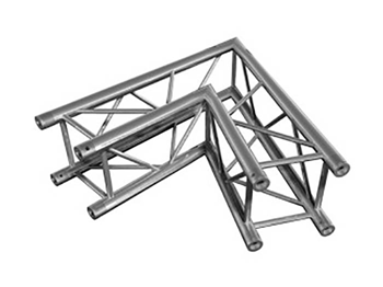 Quatro 2 Way 60 Degree Aluminium Truss