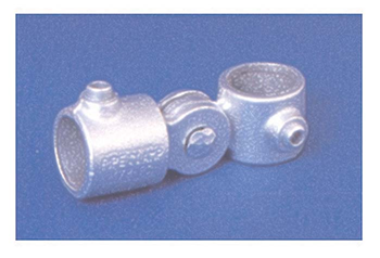 PIPECLAMP SINGLE SWIVEL COMBINATION