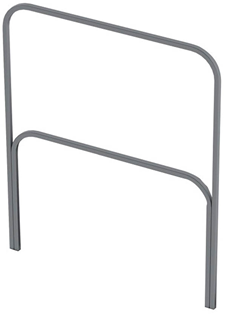 Folding Stage Handrail