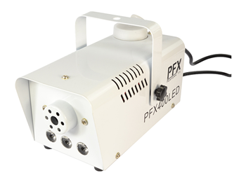 400w Fog/Smoke Machine with LEDs by PF