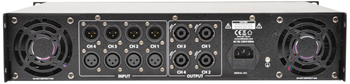 4 Channel Amplifer 4 x 580w by Citro