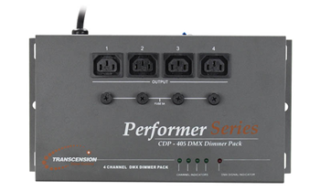 4 Way Lighting Dimmer Pack