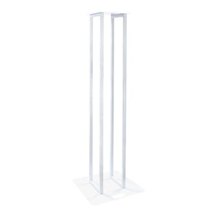 1.5m Steel DJ Plinth Kit (Pair)