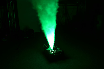 Jet Blaster Vertical Smoke Machine &%2