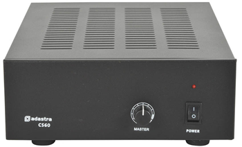 100 Volt 60 Watt Slave Amplifier