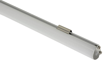 Aluminium LED Tape Profile - D Section