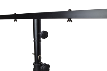 Lighting Stand 3.2m & T-Bar - Pair