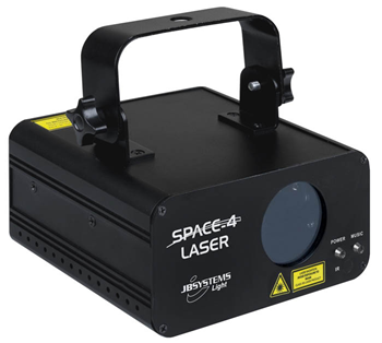 JB Systems Space-4 Laser