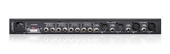 4 Channel Studio Headphone Amplifier