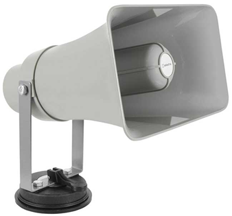 Vehicle Megaphone with USB/SD Player
