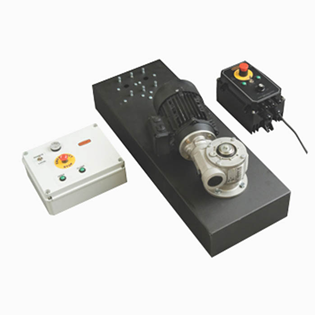 DOUGHTY SIXTRACK ELECTRIC DRIVE SYSTEM