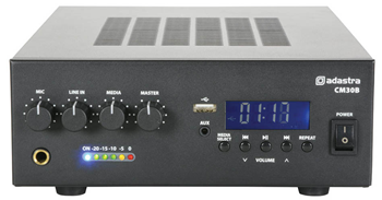 100 Volt 30 Watt Amplifier with Blueto