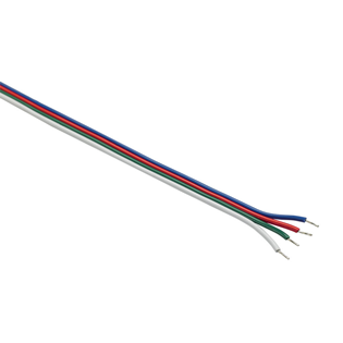 Flat Cable for RGBW LED Strip