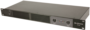 Citronic Digital Amplifier 2 x 360w