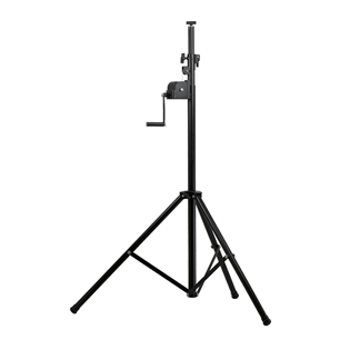 Wind Up Lighting Stand - 3M 60kg Max