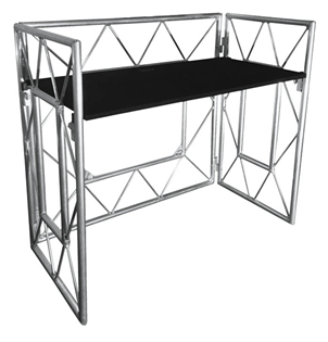 Foldable DJ Booth