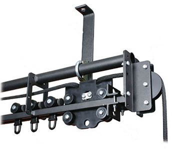 Doughty Line Operated Curtain Track Kits