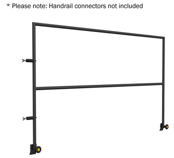 Global Stage Handrail