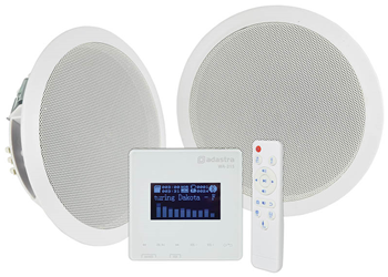 In-Wall Amplifier & Ceiling Speaker Se
