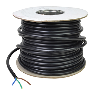 Power Cable - 100m Roll