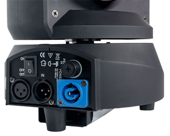 MH40 Gobo Moving Head