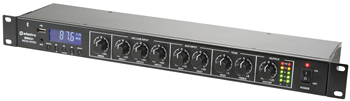 Rack Mixer with Bluetooth & USB/FM P