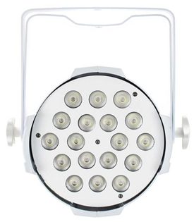 RGBW LED Par Can 18 x 8 Watt 40