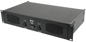 Q240 Power Amplifier 2 x 120w by QTX