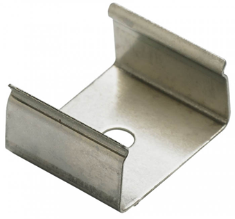 Fixture Clip for Aluminium Profile