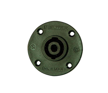 4 WAY SPEAKER SOCKET NL4MPR
