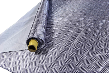 Metal Printed Fabric