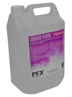 Fog Fluid 5 Litre Medium Density by