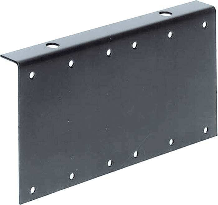 END PLATE RACKMOUNT - 4U HIGH x 2U DEEP