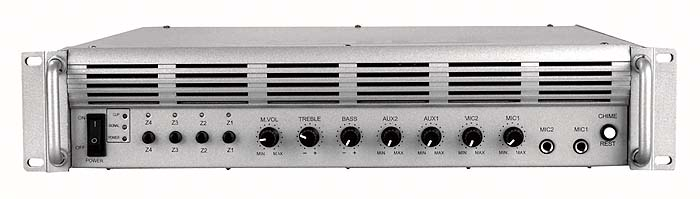 150 WATT PALLADIUM LINE AMPLIFIER 4 ZO