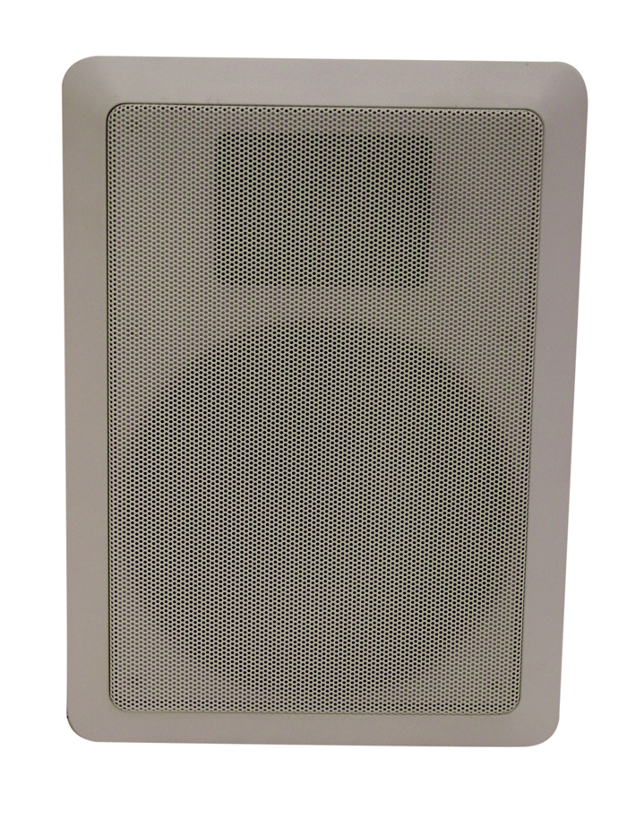 8 100V FLUSH RECTANGULAR LOUDSPEAKER