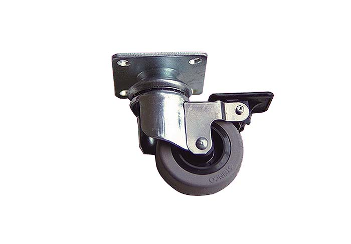 50MM CASTER WITH BRAKE