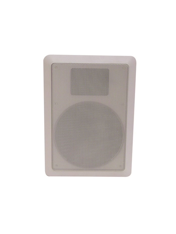 5 100V FLUSH RECTANGULAR LOUDSPEAKER