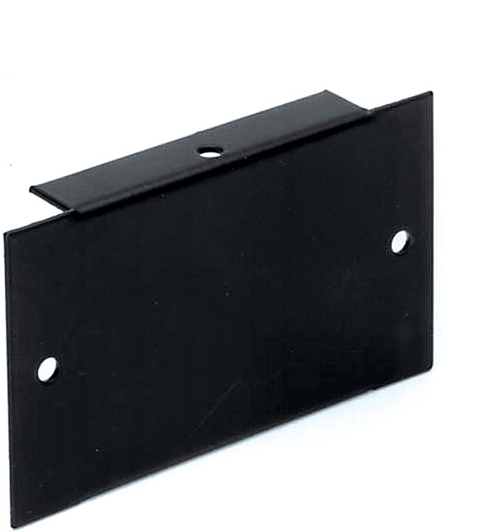 1 MODULE WIDE FRONT PANEL