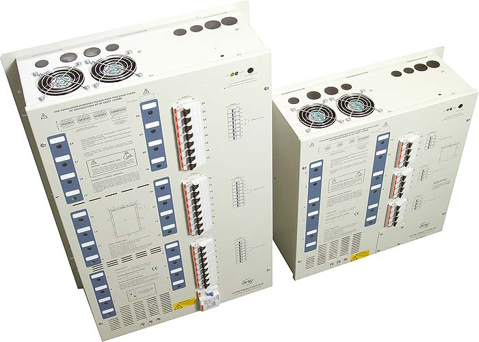12 CHANNEL CONTRACTOR DIMMING SWITCHING
